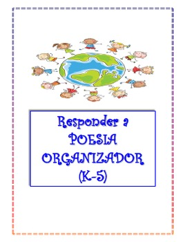 SPANISH Poetry Organizer-(K-5)