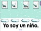 SPANISH Winter Sentence Builders for the SMARTboard - Kind