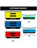 SPED LIFE SKILLS- CLOTHING BUNDLE