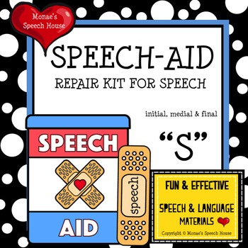 SPEECH THERAPY FUN  /s/ worksheets