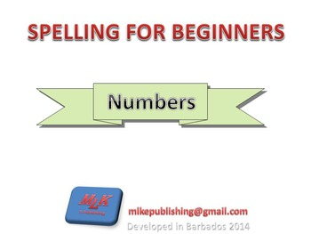 SPELLING FOR BEGINNERS - FREE TRIAL