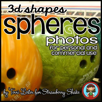 Photos Photographs SPHERES! Real Solid Shapes personal or