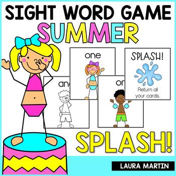 Sight Word Games-Summer