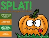 SPLAT! {a Dolch sight word game for October}