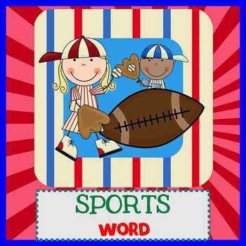 SPORTS - Newsletter Template WORD