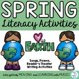 #springintolearning Spring and Earth Day Songs, Poems, Rea
