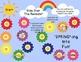 'SPRING' Into Fun!  Spring/Flower Game Board, Cards, Spinn