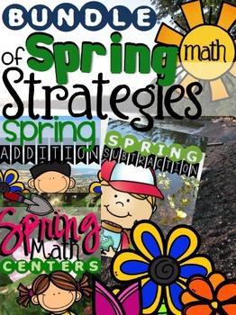 {SPRING} Math Strategies Bundle