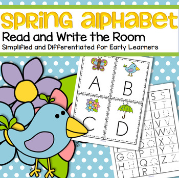 SPRING Read and Write the Room