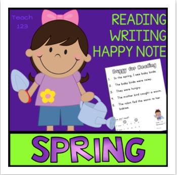 Spring Reading