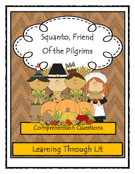 SQUANTO: FRIEND OF THE PILGRIMS * Scholastic Biography Nov