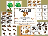 SQUIRREL!! Thematic & open-ended games for speech therapy