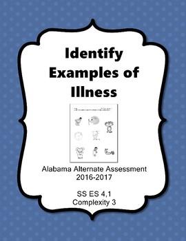SS 4.1 Identify Illness Extended Standard  Alabama Alterna