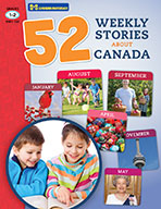 52 WEEKLY STORIES Grade 1-2 (Enhanced ebook)