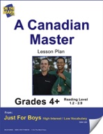 A Canadian Master (Non-Fiction - Biography) Grade Level 2.