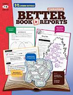 Better Book Reports Grade 7-8 - Canadian (eBook)