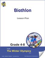 Biathlon Gr. 4-8 Lesson Plan
