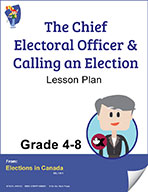 Calling an Election Grades 4 to 8 (e-lesson plan)