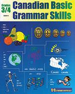 Canadian Basic Grammar Skills Grade 3-4