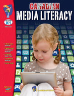 Canadian Media Literacy (K-1) (Enhanced eBook)