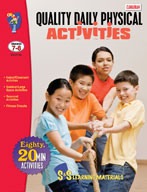 Canadian Quality Daily Physical Activities: Grades 7-8 (En
