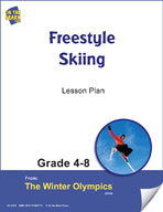 Freestyle Skiing Gr. 4-8 Lesson Plan