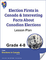 Interesting Facts About Canadian Elections Grades 4 to 8 (