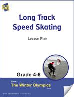 Long Track Speed Skating Gr. 4-8 Lesson Plan