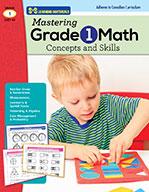 Mastering Grade 1 Math: Concepts & Skills (Enhancec eBook)
