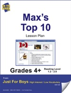Max's Top 10 (Fiction - Social Network Style) Grade Level