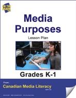 Media Purposes Lesson Plan Gr. K-1