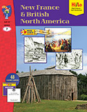 New France & British North America 1713-1800 Gr. 7 (ebook)