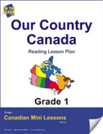 Our Country Canada Reading Lesson Gr. 1