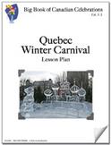 Quebec Winter Carnival Lesson Plan