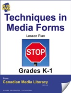 Techniques in Media Forms Lesson Plan Gr. K-1