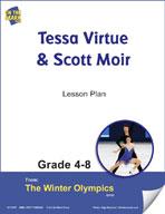 Tessa Virtue and Scott Moir Gr. 4-8 Lesson Plan