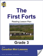 The First Forts Reading Lesson Gr. 3