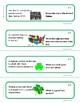 ST. PATRICK'S DAY FACTS and ELA Skills  Holiday Vocabulary