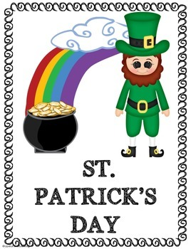 ST. PATRICK'S DAY MINI READER BOOK