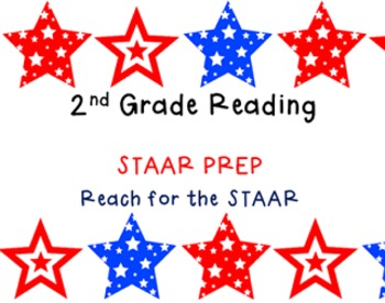 STAAR 2nd Grade Reading Practice Test- Reach for the STAAR