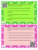 STAAR Aligned 4th Grade  Reading Passage with Task Cards a