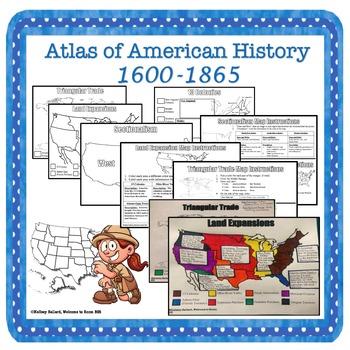 STAAR Atlas of American History