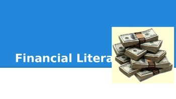 STAAR Like Financial Literacy Questions
