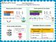 Calculos y relaciones algebraicas Tarjetas Repaso 4 Grado
