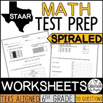 STAAR Math Practice