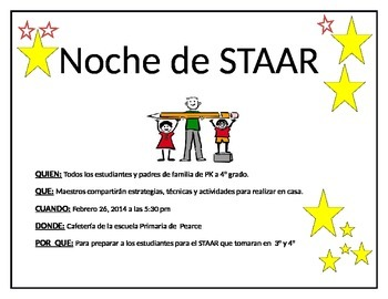 STAAR Night Flyer