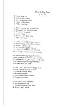 STAAR Poetry Bundle