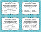 STAAR Reading Literary Terms - Task card BUNDLE