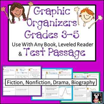 Graphic Organizers STAAR Reading Review