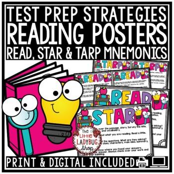 STAAR Reading Practice 3rd Grade, 4th Grade, 5th Grade - R